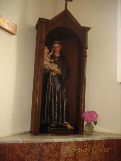 S. Antonio 2 e o pé milagroso